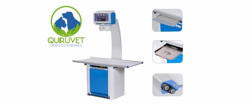 Rayos x digital especifico para veterinaria. - Quiruvet SL ...